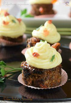 polpettone cupcakes