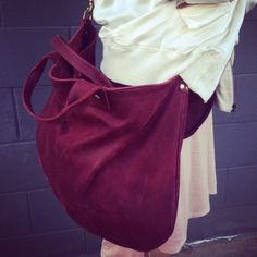 CV oxblood messenger, one of my favorite bags ever