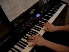Metallica - The Unforgiven - piano cover - YouTube