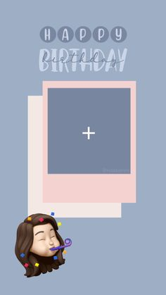 Birthday Posts, Birthday Frames, Birthday Diy, Birthday Cards, Birthday Captions Instagram, Birthday Post Instagram, Happy Birthday Template, Happy Birthday Posters, Instagram Frame Template