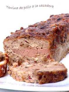 Turkey Recipes, Meat Recipes, Cooking Recipes, Tapas, Mousse, Quiches, Pollo Chicken, Mince Meat, Chicken Salad Recipes