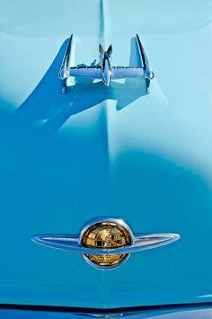 1950 Oldsmobile Hood Ornament