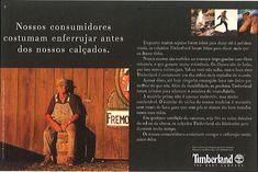 Timberland - Enferrujar