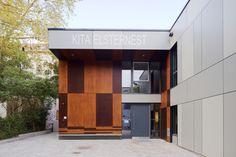 """Projekt """"Neubau Kita Elsterstraße, Leipzig""""...competitionline"""