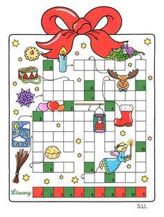 weihnachten kostenlose daf arbeitsbl tter schule weihnachtsspiele deutsche weihnachten. Black Bedroom Furniture Sets. Home Design Ideas