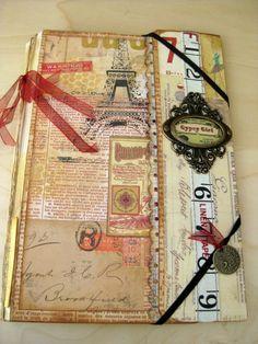 Using 7Gypsies Portfolio for a Travel Journal