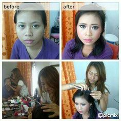 Makeup by lola.. ms:carly