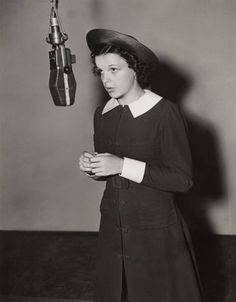 Judy Garland, young and adorable!