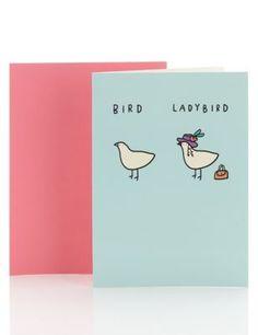 BIRD LADYBIRD