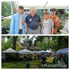 500 brats & dogs in 5 hours at BAYarts Art & Music Fest June 13, 2015. With Jim and Susan Schrantz and Jim Tab.