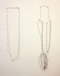 Necklaces by Marta Boan