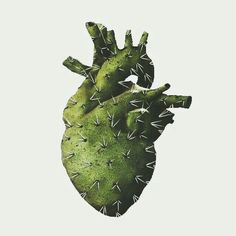 Awe...someone drew a pic of my heart