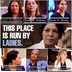 Grey's Ladies