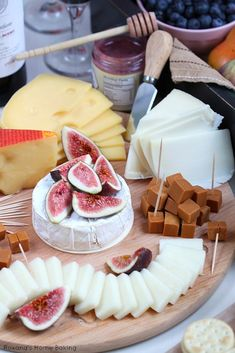 Cheese and wine party with Jarlsberg and Woolwich Dairy — Roxana's Home Baking