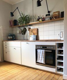 Kitchen Room Design, Kitchen Interior, Nancy Kitchen, Apartment Design, Decor Interior Design, Home And Living, Room Inspiration, Home Kitchens, Home Furniture