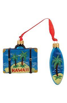 Nordstrom at Home 'Hawaii - Mini' Ornament | Nordstrom