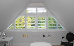 Special Shaped Shutters | Wooden Shutters Designed to Fit | Oliver Henry Shutters