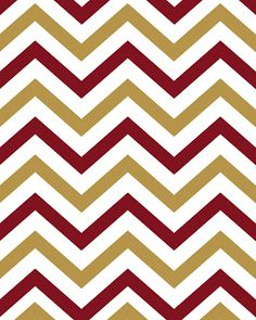 Game Day Chevrons! This site has tons of free printables for every holiday!