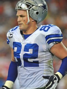 The Hottest Guys of the NFL: Jason Witten, Dallas Cowboys