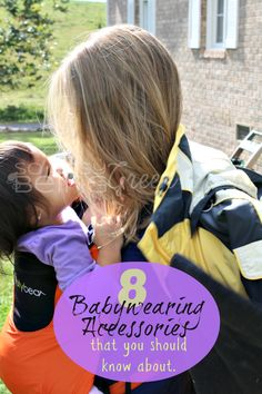 Did you know that there are quite a few babywearing accessories that can be added to any babywearing stash? They make wearing your baby easy and fun!