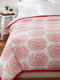 www.myhabit.com  Ancient craft meets contemporary vibe with this hand-blocked printed button-closure duvet