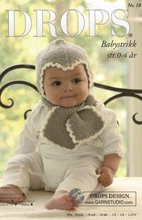 DROPS Baby Kataloger ~ DROPS Design