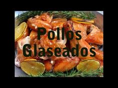 Pollo glaseado - YouTube