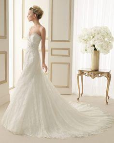 Abiti da sposa Luna Novias collezione 2014