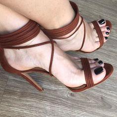 hot heels & toes!