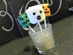 Marshmallow Pops - Organize and Decorate Everything