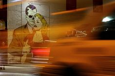 Street Art : Ο ταλαντούχος κύριος D*Face - FUCK YEAH 666 - LiFO