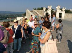 Tosca a la Pedrera romana de St. Margarethen i Bratislava durant mes d'agost.