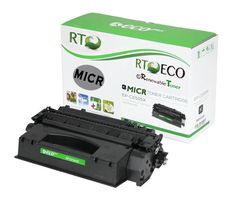 HP 05X/ CE505X MICR Toner Cartridge - High Yield
