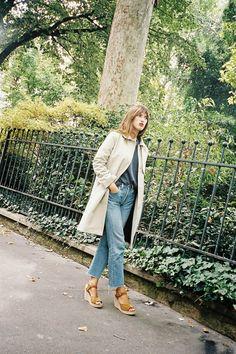 Jeanne Damas for Nathalie Dumeix