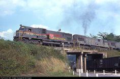 RailPictures.Net Photo: LN 1434 Louisville & Nashville Alco C630 at Corbin, Kentucky by Sid Vaught