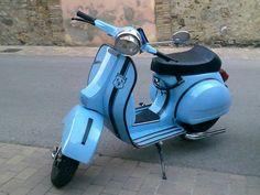 Vespa DS P200E
