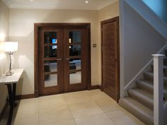 new wooden doors and architrave - Google Search