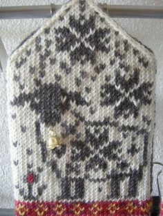 Ravelry: Selbu-Baaa-Ter pattern by Mary Scott Huff Flocking, Knitting Projects, Hand Knitting, Ravelry, Dreaming Of You, Bohemian Rug, Cross Stitch, Sheep, Mittens