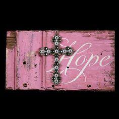 Hope... Breast Cancer Awareness