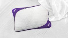 The super comfy pillow that plays your music, monitors and reacts to your snoring, analyzes your sleep and intelligently wakes you up.