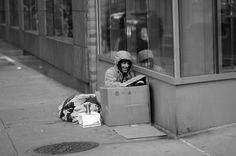 Fotografía Homeless por Miguel Ángel Alonso Treceño en 500px