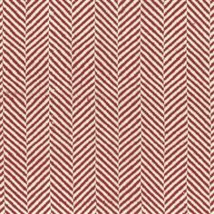 JIPIJAPA 05 from Malabar  #fabric #linen #red #herringbone