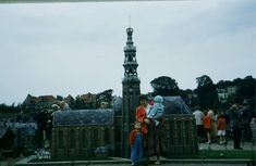 Our visit to Madurodam. We lived in Voorburg for three years.