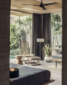 Traveler: The Slow Design Traveler: The Slow – Greige DesignDesign Traveler: The Slow – Greige Design Slow Design, Home Design, Interior Design, Interior Concept, Bali Decor, Bohemian Decor, Resort Interior, Bali House, Living Room Decor