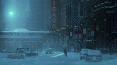 Winternight by Datem on DeviantArt