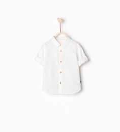Textured weave shirt-SHIRTS-BABY BOY | 3 months-3 years-KIDS | ZARA United States