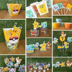 Festa Pokemon   Design Festeiro