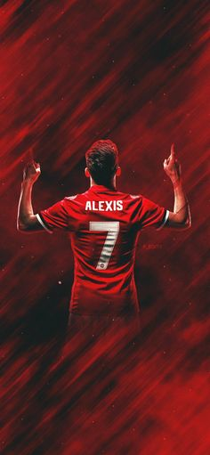 Alexis Sanchéz - Manchester United All Credits to F_Edit