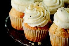 Ovenly Lemon Ginger Beer Cupcakes recipe by Erin Patinkin and Agatha Kulaga | DRAFT Magazine