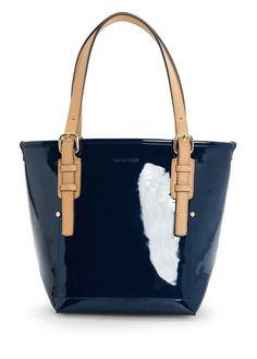 Mango blue bag